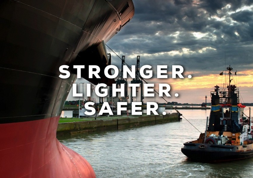 Stronger. Lighter. Safer.